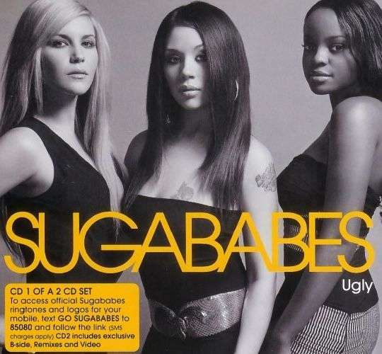 Coverafbeelding Ugly - Sugababes