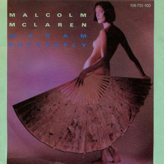 Coverafbeelding Madam Butterfly - Malcolm Mclaren