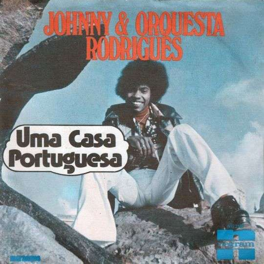 Coverafbeelding Uma Casa Portuguesa - Johnny & Orquesta Rodrigues