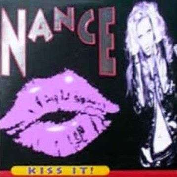 Coverafbeelding Nance - Kiss It!
