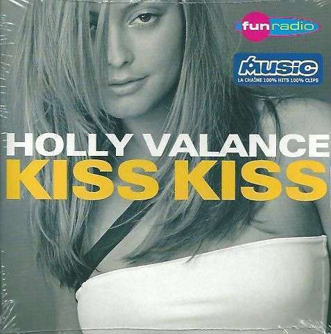 Coverafbeelding Kiss Kiss - Holly Valance