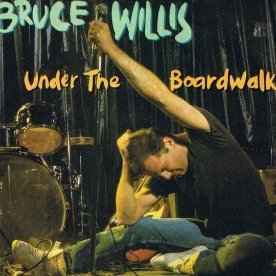 Coverafbeelding Bruce Willis - Under The Boardwalk