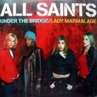 Coverafbeelding All Saints - Under The Bridge