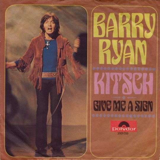 Coverafbeelding Kitsch - Barry Ryan
