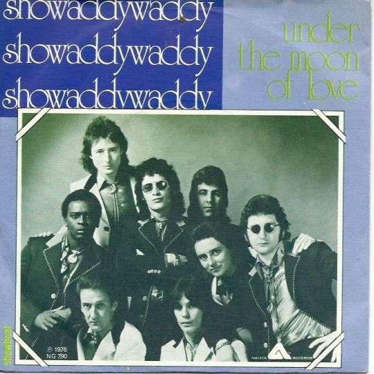 Coverafbeelding Under The Moon Of Love - Showaddywaddy