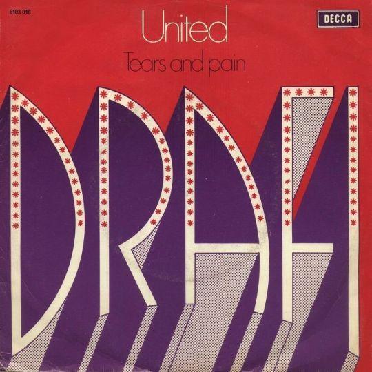 Coverafbeelding United - Drafi