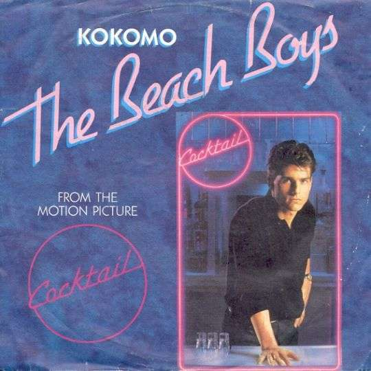 Coverafbeelding Kokomo - The Beach Boys
