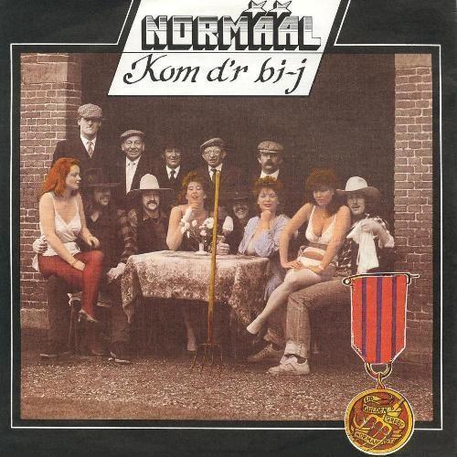 Coverafbeelding Kom D'r Bi-J - Normaal