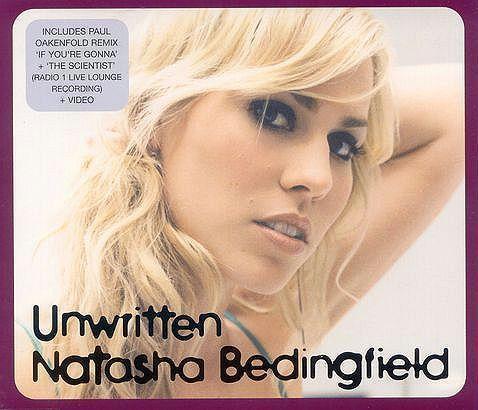Coverafbeelding Unwritten - Natasha Bedingfield