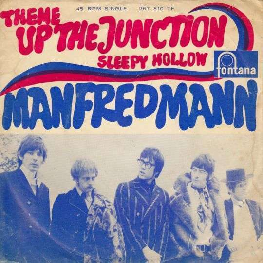 Coverafbeelding Theme Up The Junction - Manfred Mann