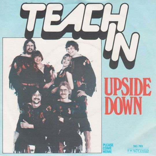 Coverafbeelding Upside Down - Teach In