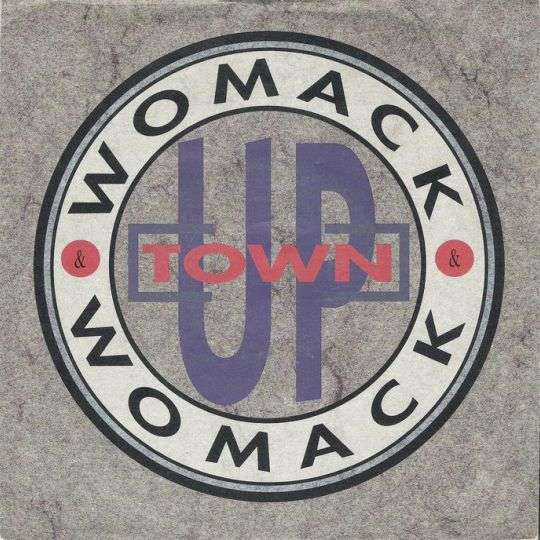 Coverafbeelding Uptown - Womack & Womack
