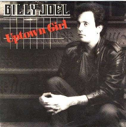Coverafbeelding Uptown Girl - Billy Joel