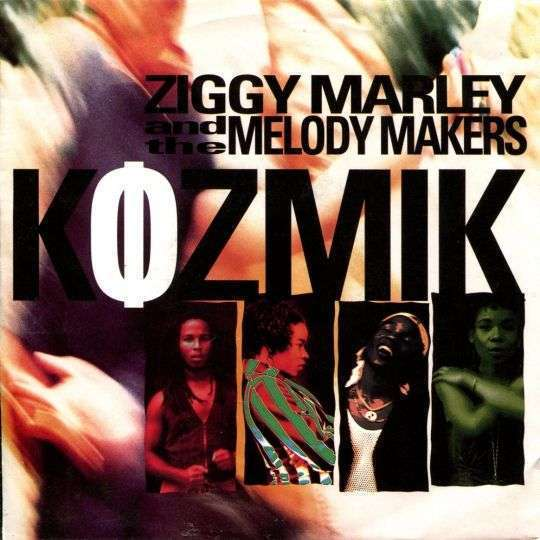Coverafbeelding Kozmik - Ziggy Marley And The Melody Makers