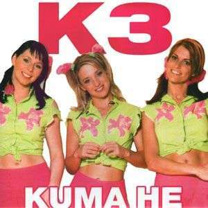 Coverafbeelding Kuma He - K3