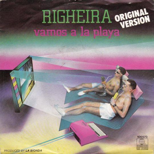 Coverafbeelding Righeira - Vamos A La Playa