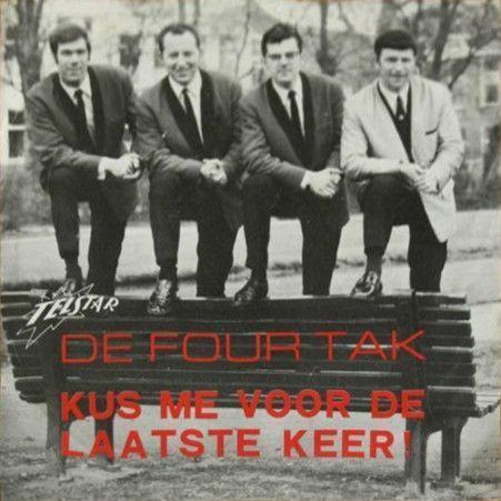 Coverafbeelding De Four Tak - Kus Me Voor De Laatste Keer!