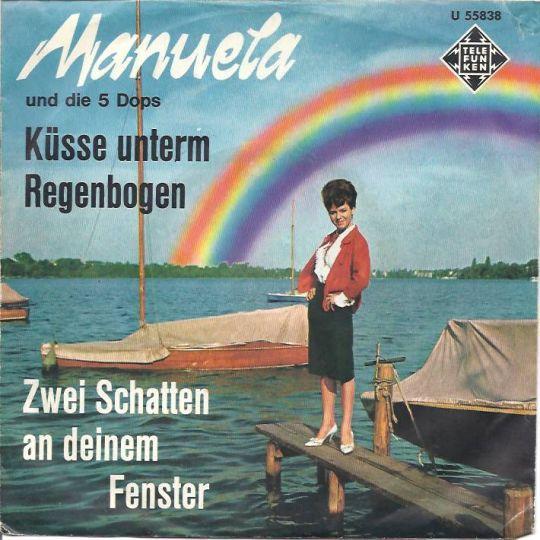 Coverafbeelding Küsse Unterm Regenbogen - Manuela Und Die 5 Dops