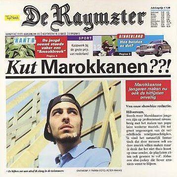 Coverafbeelding Kut Marokkanen??! - Raymzter