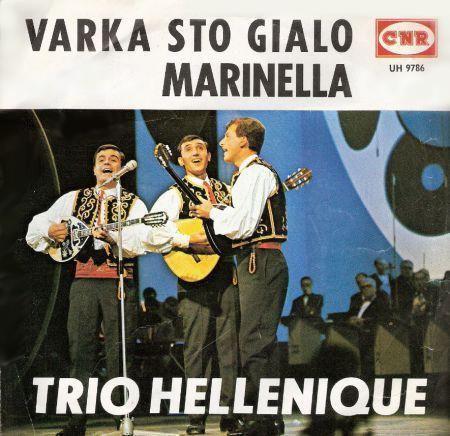 Coverafbeelding Varka Sto Gialo - Trio Hellenique