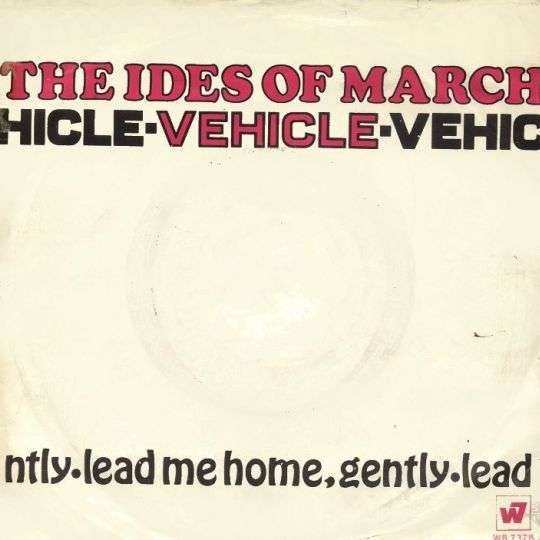 Coverafbeelding The Ides Of March - Vehicle
