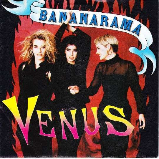 Coverafbeelding Bananarama - Venus