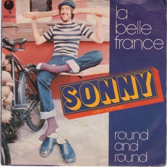 Coverafbeelding Sonny : Sonny Worthing - La Belle France