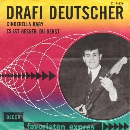 Coverafbeelding Drafi Deutscher - Cinderella Baby