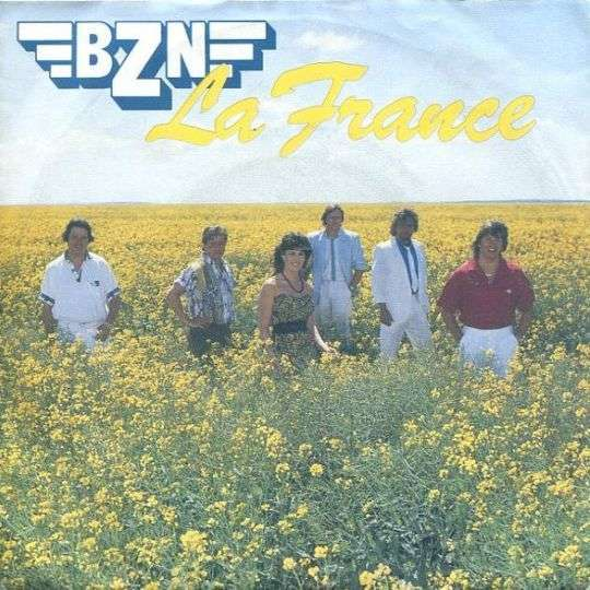 Coverafbeelding La France - Bzn