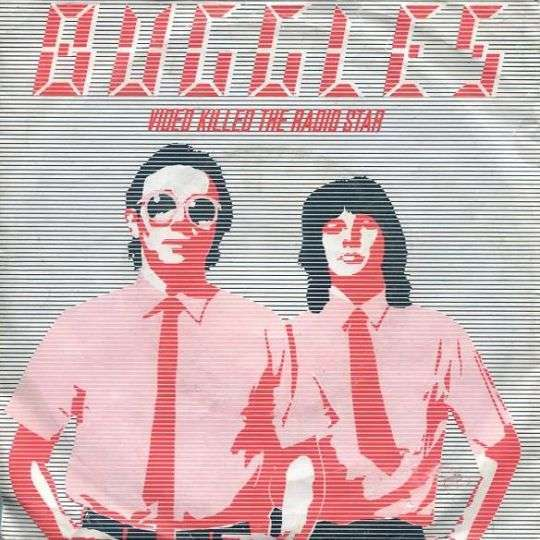 Coverafbeelding Video Killed The Radio Star - Buggles