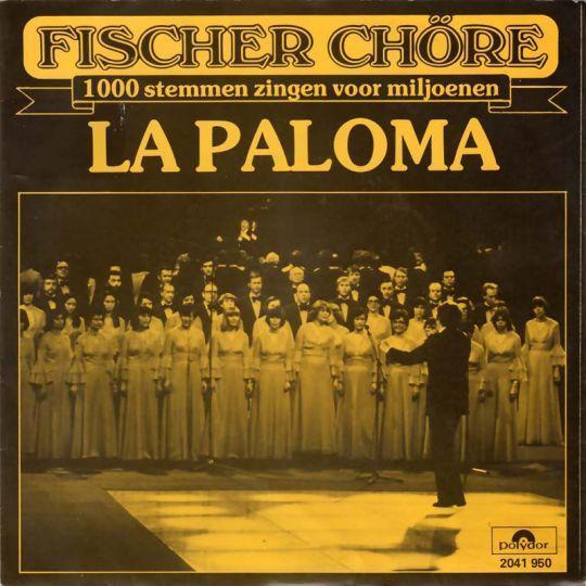 Coverafbeelding Fischer Chöre - La Paloma