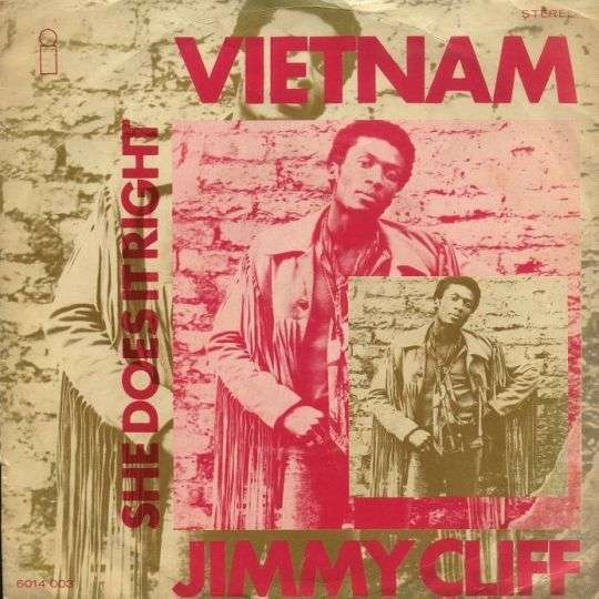 Coverafbeelding Vietnam - Jimmy Cliff