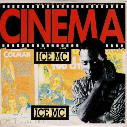 Coverafbeelding Cinema - Ice Mc