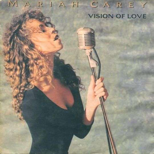 Coverafbeelding Vision Of Love - Mariah Carey