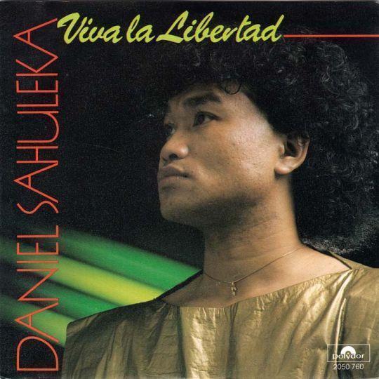 Coverafbeelding Viva La Libertad - Daniel Sahuleka