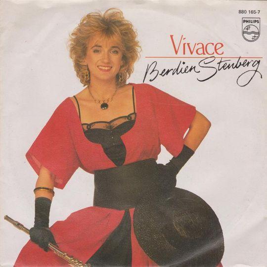 Coverafbeelding Vivace - Berdien Stenberg