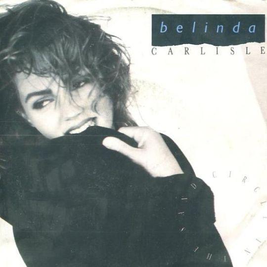 Coverafbeelding Belinda Carlisle - Circle In The Sand