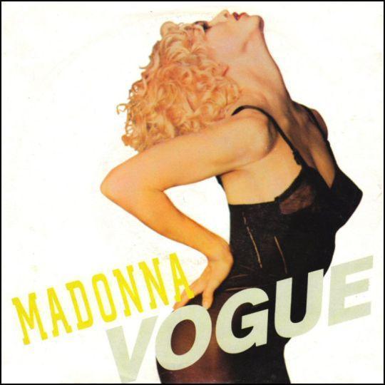 Coverafbeelding Madonna - Vogue