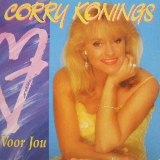 Coverafbeelding Voor Jou - Corry Konings