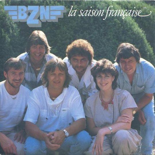Coverafbeelding La Saison Française - Bzn
