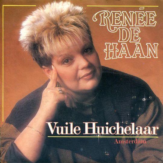 Coverafbeelding Renée De Haan - Vuile Huichelaar