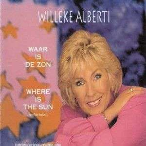 Coverafbeelding Waar Is De Zon - Willeke Alberti