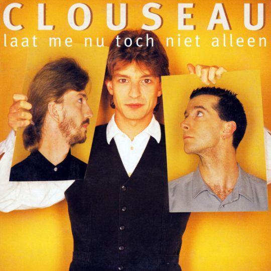 Coverafbeelding Laat Me Nu Toch Niet Alleen - Clouseau
