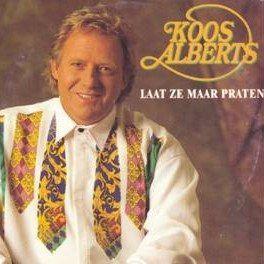Coverafbeelding Laat Ze Maar Praten/ Hitmedley - Koos Alberts