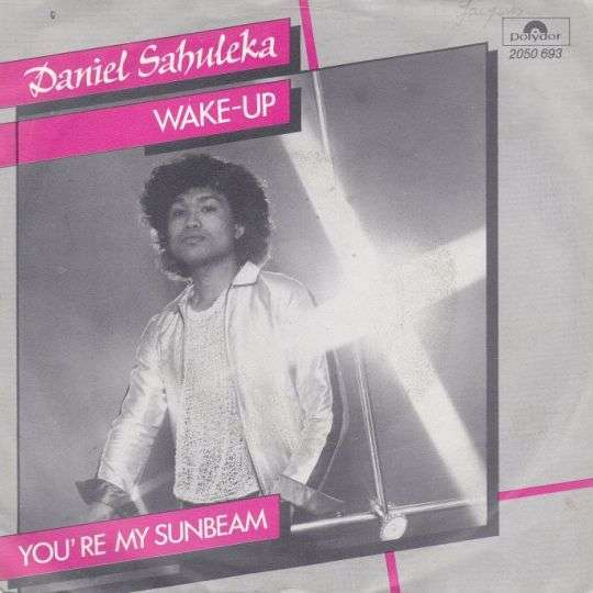 Coverafbeelding Wake-up - Daniel Sahuleka