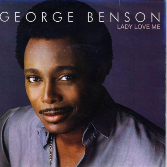 Coverafbeelding Lady Love Me - George Benson