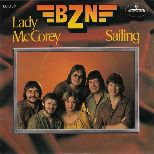 Coverafbeelding Lady Mccorey - Bzn