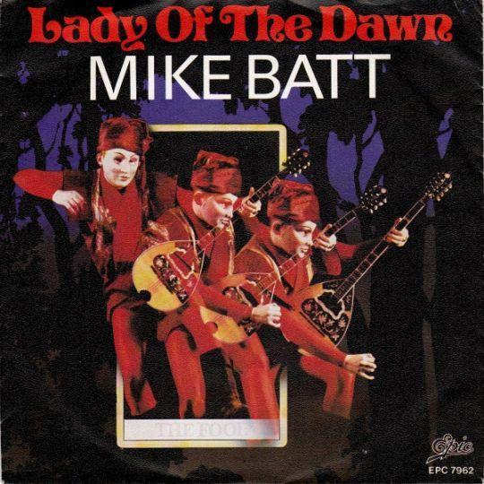 Coverafbeelding Mike Batt - Lady Of The Dawn