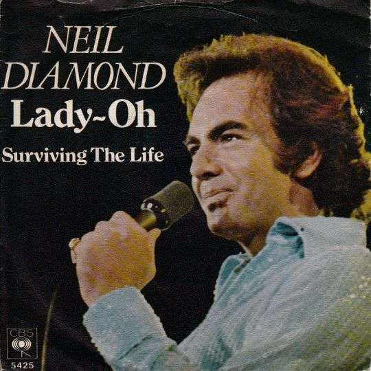 Coverafbeelding Lady-Oh - Neil Diamond
