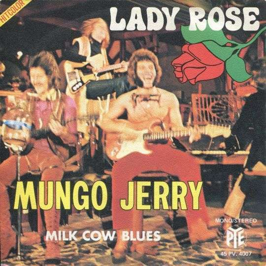 Coverafbeelding Lady Rose - Mungo Jerry